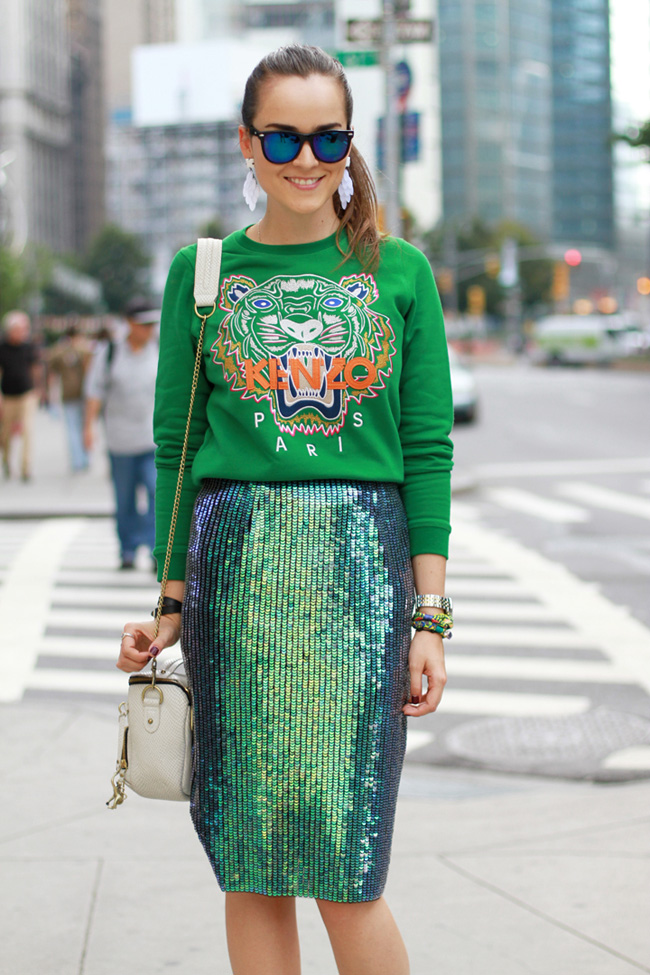 Kenzo Lion Print Jumper via belle vivir interior design blog 42540aea172e