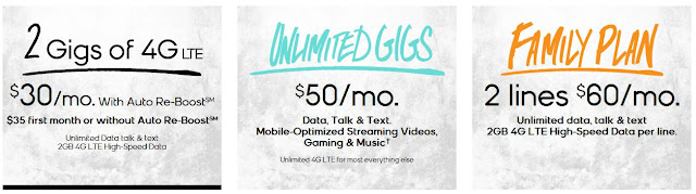 boost Mobile best unlimited data plan 2016