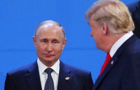 Почему Трамп и Путин — это новые Ромео и Джульетта?