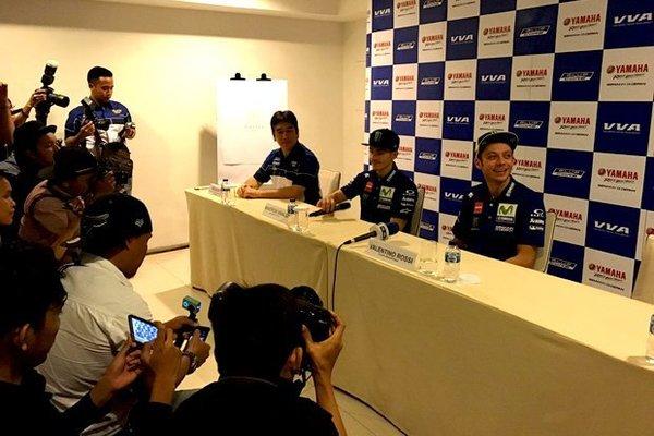 Kesan Valentino Rossi Terhadap Jakarta dan Indonesia