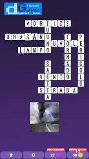 Soluzioni One Clue Crossword livello 8 schemi 4 (Cruciverba illustrato)  | Parole e foto
