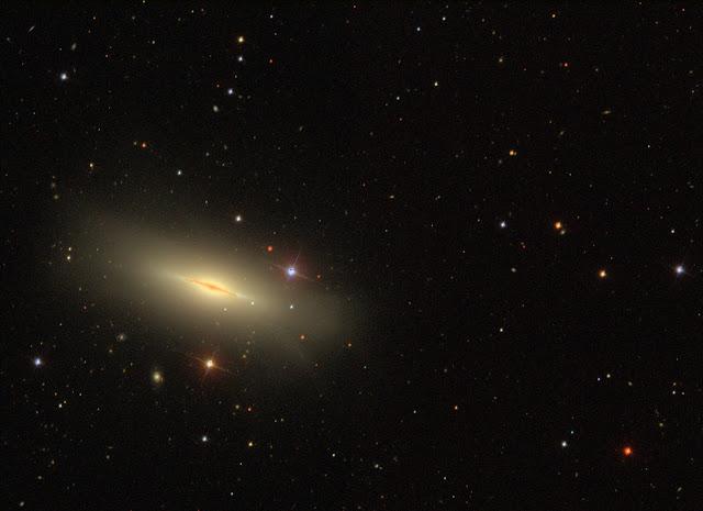 Machine Learning y astrofísica (II): Clasificación de estrellas, galaxias y quasars con Ramdom Forest