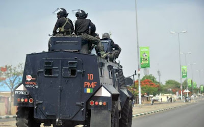 Police arrest man for allegedly hacking wife to death in Niger
