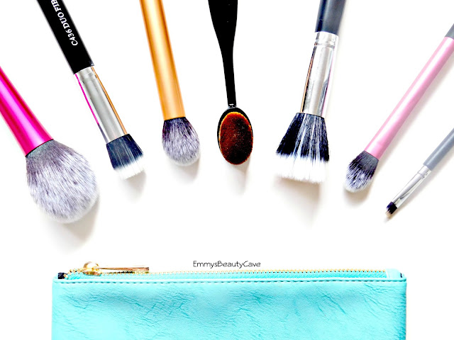 budget makeup brushes, multi use makeup brushes