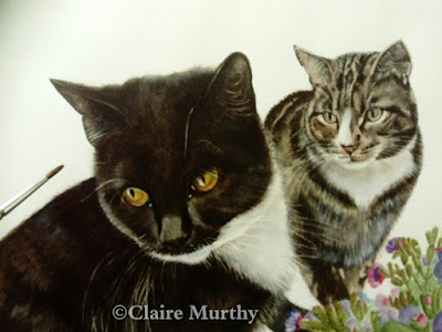 Wildlife Art and Pet Portraits