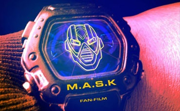 New Video and Photos From Upcoming M.A.S.K. Fan Film