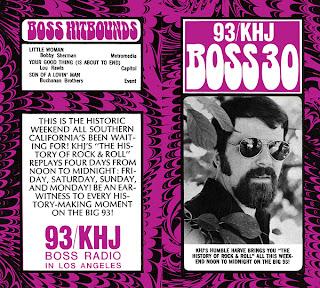 KHJ Boss 30 No. 216 - Humble Harve