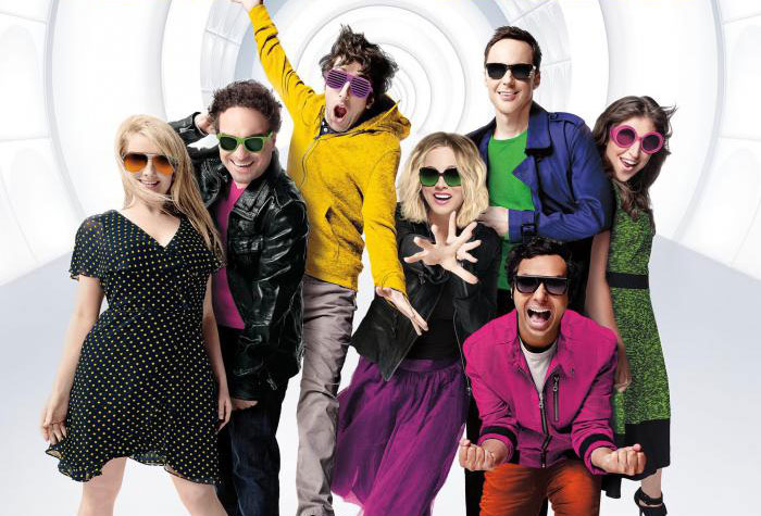 the big bang theory temporada 10 diez, reparto, póster oficial
