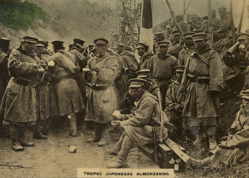 Rare Photographs Of World War I Through Vintage Tobacco