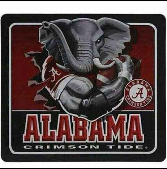 High Tide Alabama Football 1973 National Championship