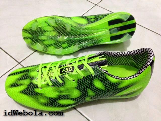 Sepatu Bola Next Gen Adizero Hijau