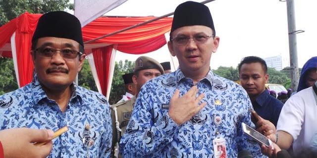 Politisi PDI-P Hamka Haq: Udah Fix, Tetap Ahok dan Djarot