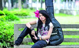 Tisma Bangladeshi Pop Singer Style