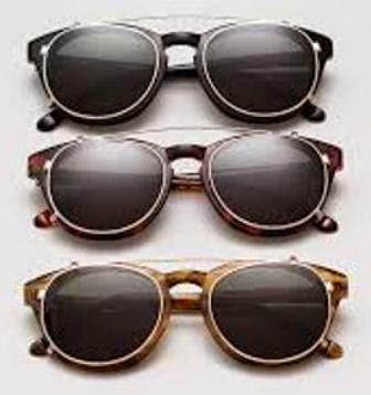 Kacamata Hitam Han Eyewear yang Elegan