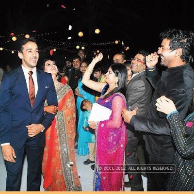 Anita-Hassanandani-And-Rohit-Reddy-reception