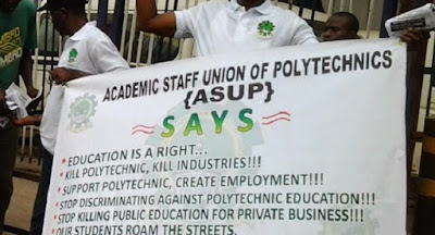 Poly Lecturers Begin One Week Warning Strike Today