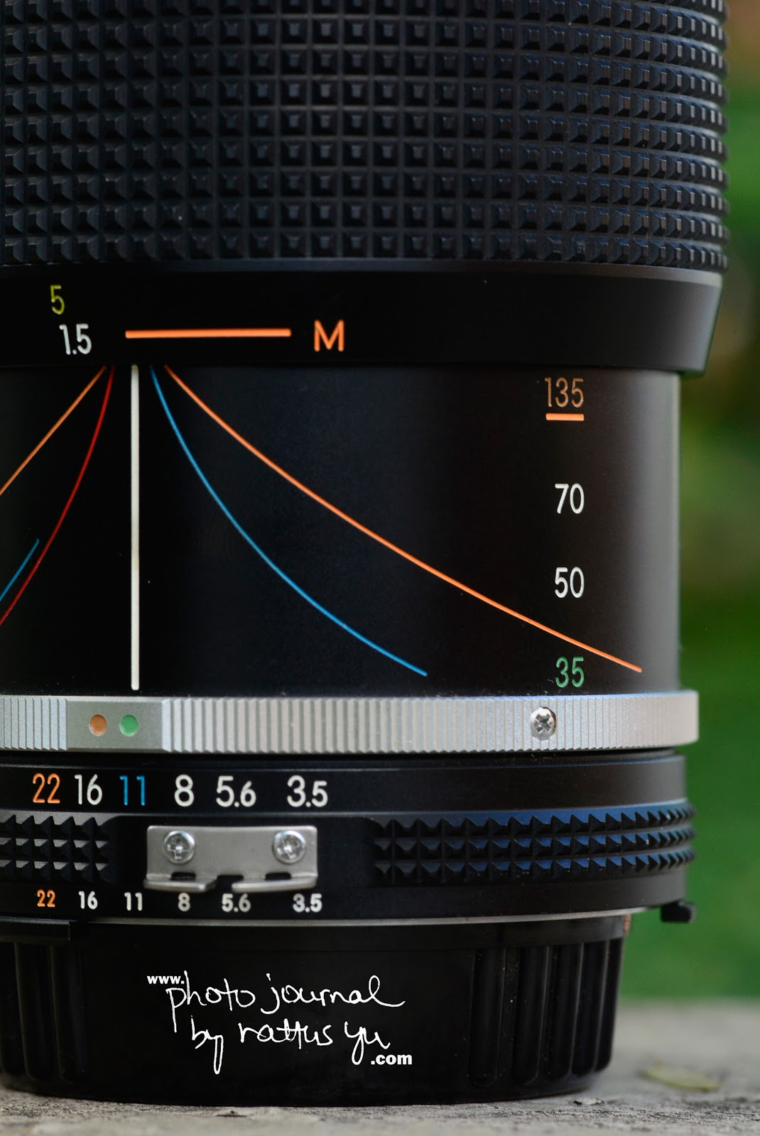 Zoom-Nikkor 35-135mm f/3.5-4.5 AI-S