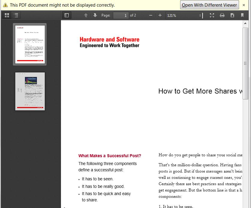 Rijkswatch: Firefox 19 javascript PDF viewer