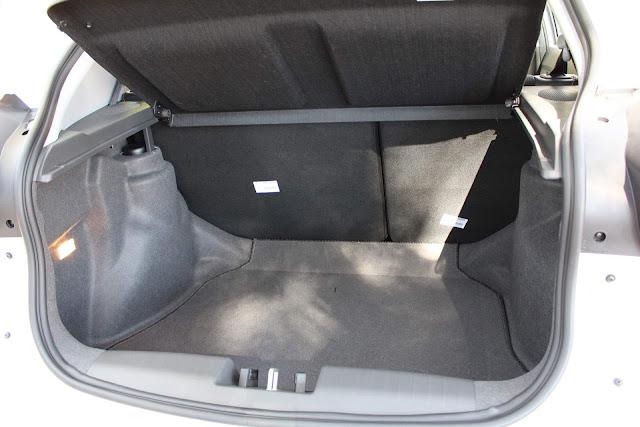 Chery Tiggo 2 Automático - porta-malas