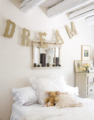 Children Bedroom White