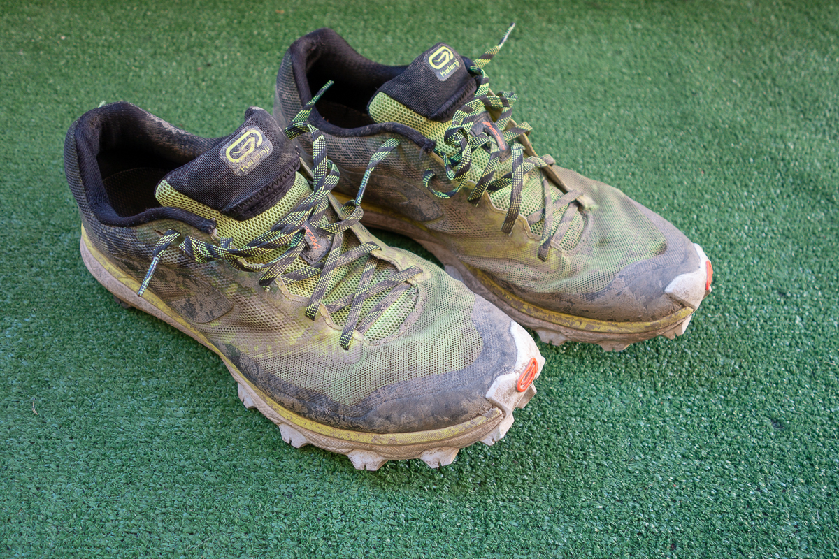 aa999a10de Kalenji Kiprace Trail 4 - test cz. 2 ~ Rock Run