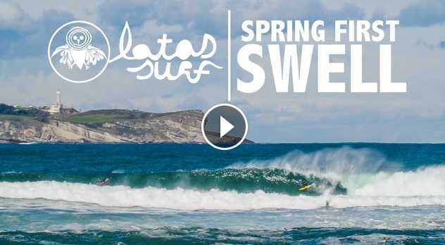 SPRING FIRST SWELL Escuela de surf Surf house Surf camp
