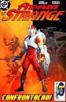 O Retorno de Adam Strange #8