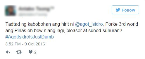 Agot Isidro Slammed By Citizens After Rude Duterte Remarks!