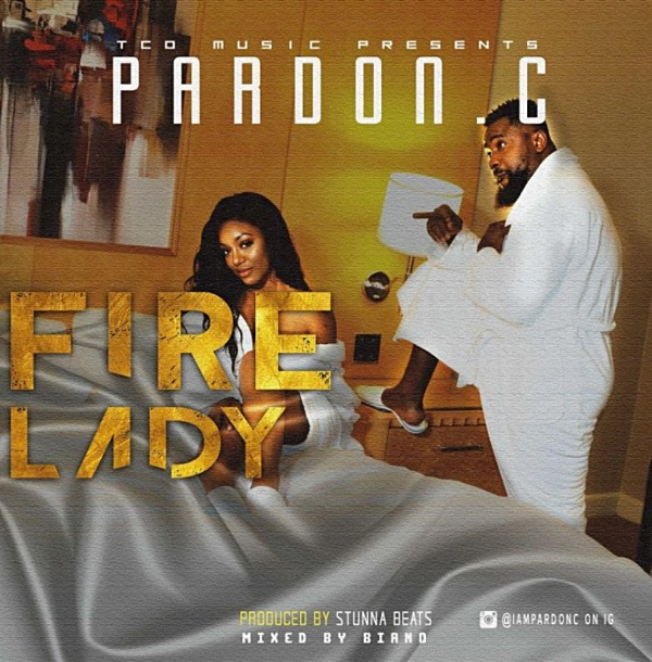 Pardon C fire lady
