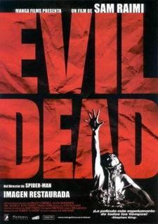 Evil Dead – DVDRIP LATINO