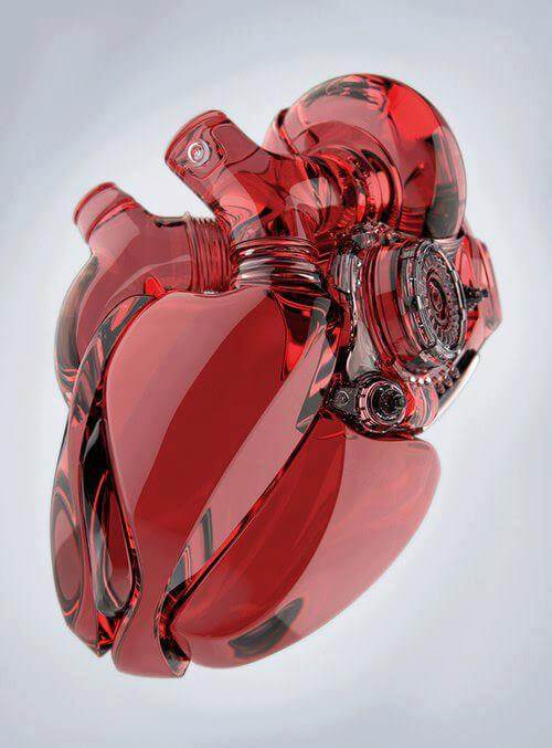 30 Of The World's Most Incredible Sculptures That Took Our Breath Away - Glass heart model, Ukraine