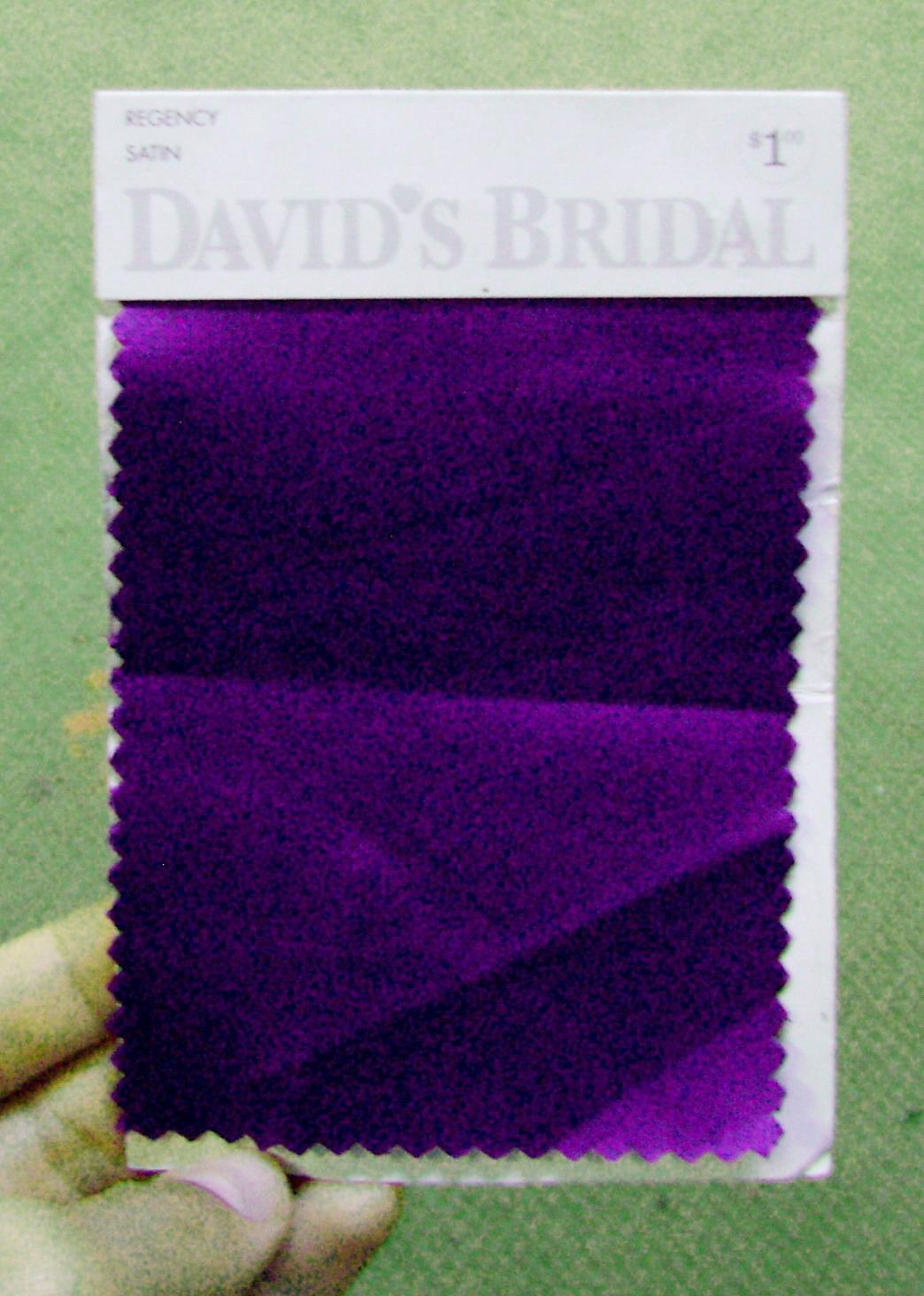 Regency Purple Color Of The Dress Whenregency
