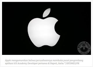 Siswa Dibantu Perusahan Apple Dalam Mengembangkan Aplikasi iOS Secara Gratis