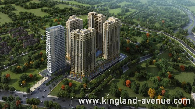 Kingland Avenue Serpong Apartment