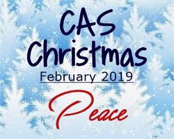 Peace Heart For CAS Christmas
