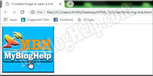 html-img-link