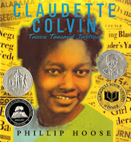 Book: Claudette Colvin: Twice Toward Justice