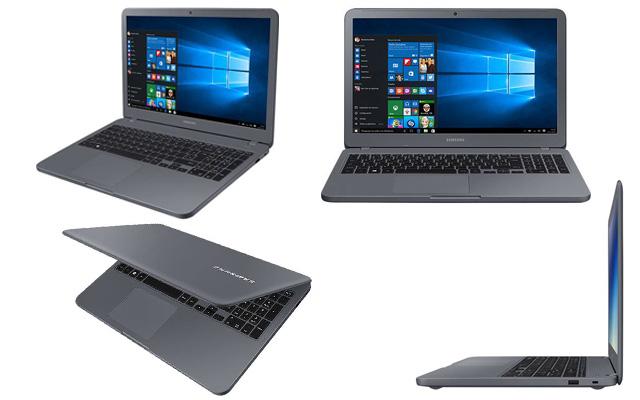 Notebook Samsung Expert X50 2018 review analise avaliação