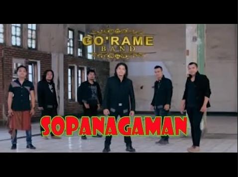 Sopanagaman – Go' Rame Band