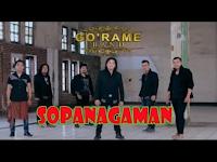 Lirik Lagu Sopanagaman dan Chord Sopanagaman – Go' Rame Band