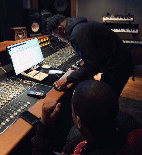 Steven Young In The Studio With Yungeen Ace and more