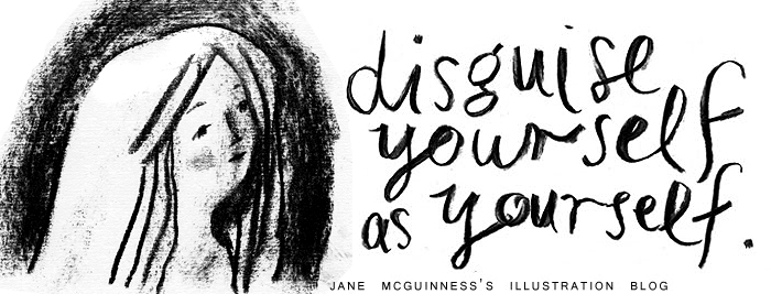 disguise yourself as yourself