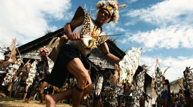 Festival Borneo 2018, Tunjukkan Pesona Ethnic Borneo