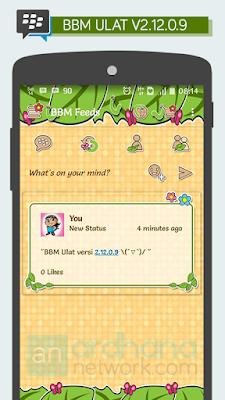 Preview BBM Ulat V2.12.0.9