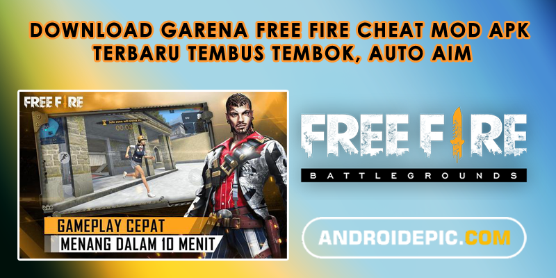 Download Garena Free Fire Cheat Mod Apk Terbaru Mega Mod