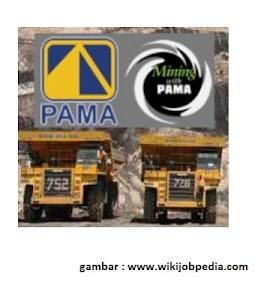 merupakan anak perusahaan dari PT United Tractors Tbk Lowongan Kerja PT PAMA