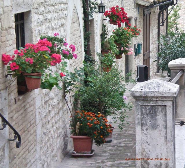 Not-So Hidden Corners in Italy