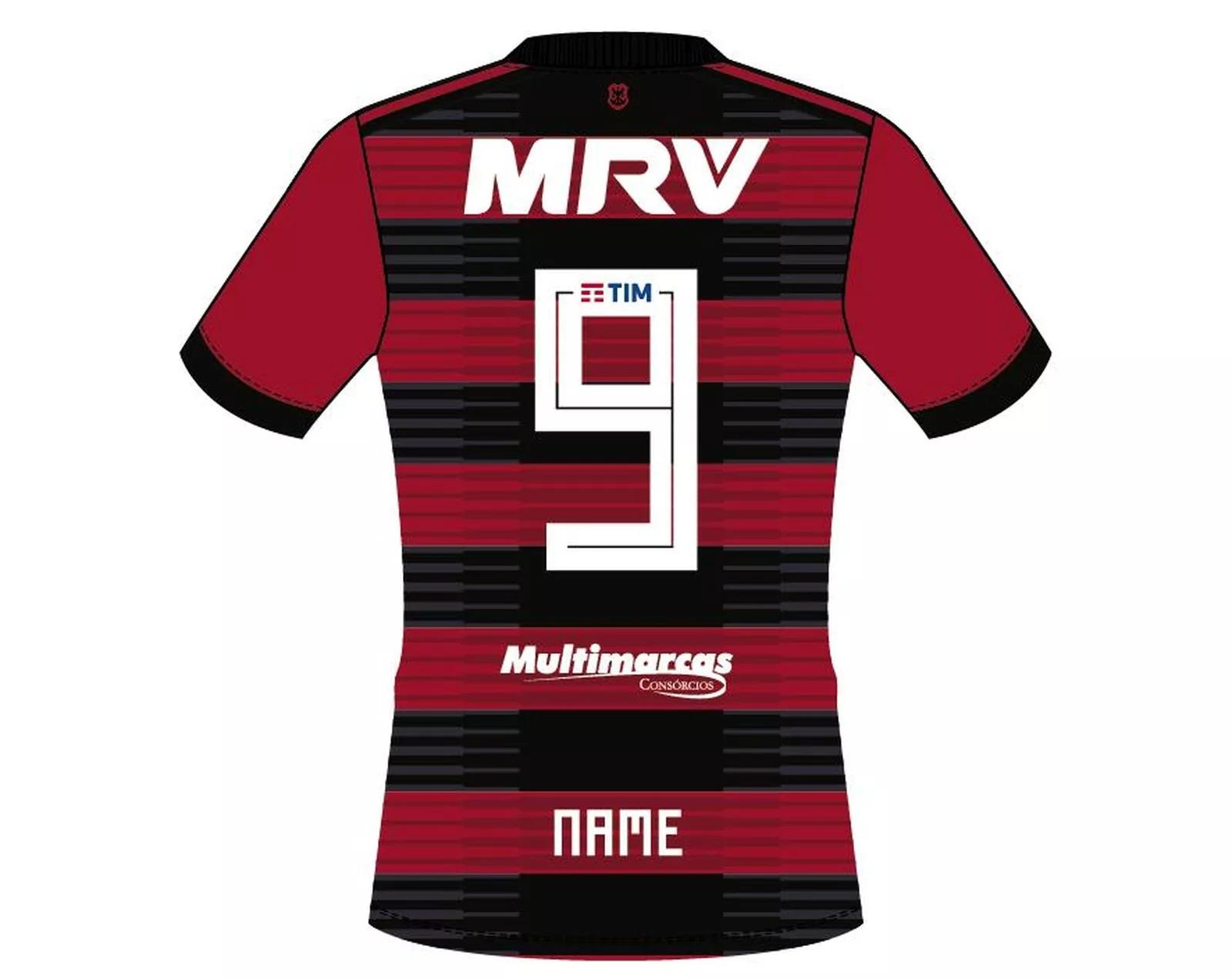 0ee1a57ba5505 Flamengo Notícias  Flamengo confirma novo patrocínio para a camisa ...
