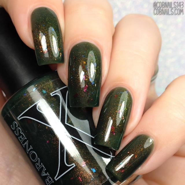 BaronessX Nail Polish-Crypt Keeper