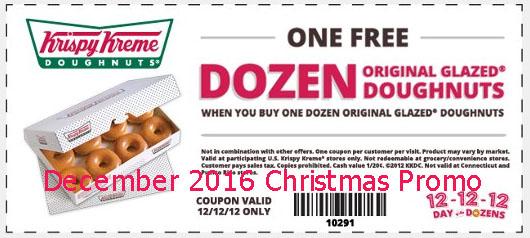 Krispy kreme coupons printable 2018